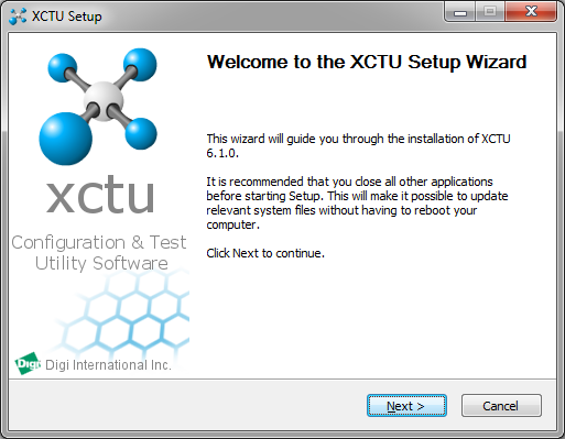 Tela-4-XCTU-Install-Tela-Inicial
