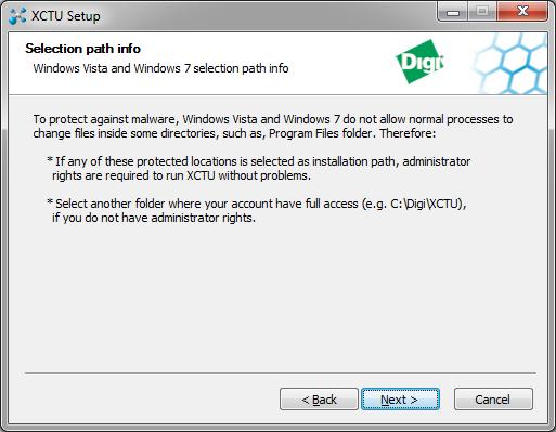 Tela-6-XCTU-Install-Tela-Path-info